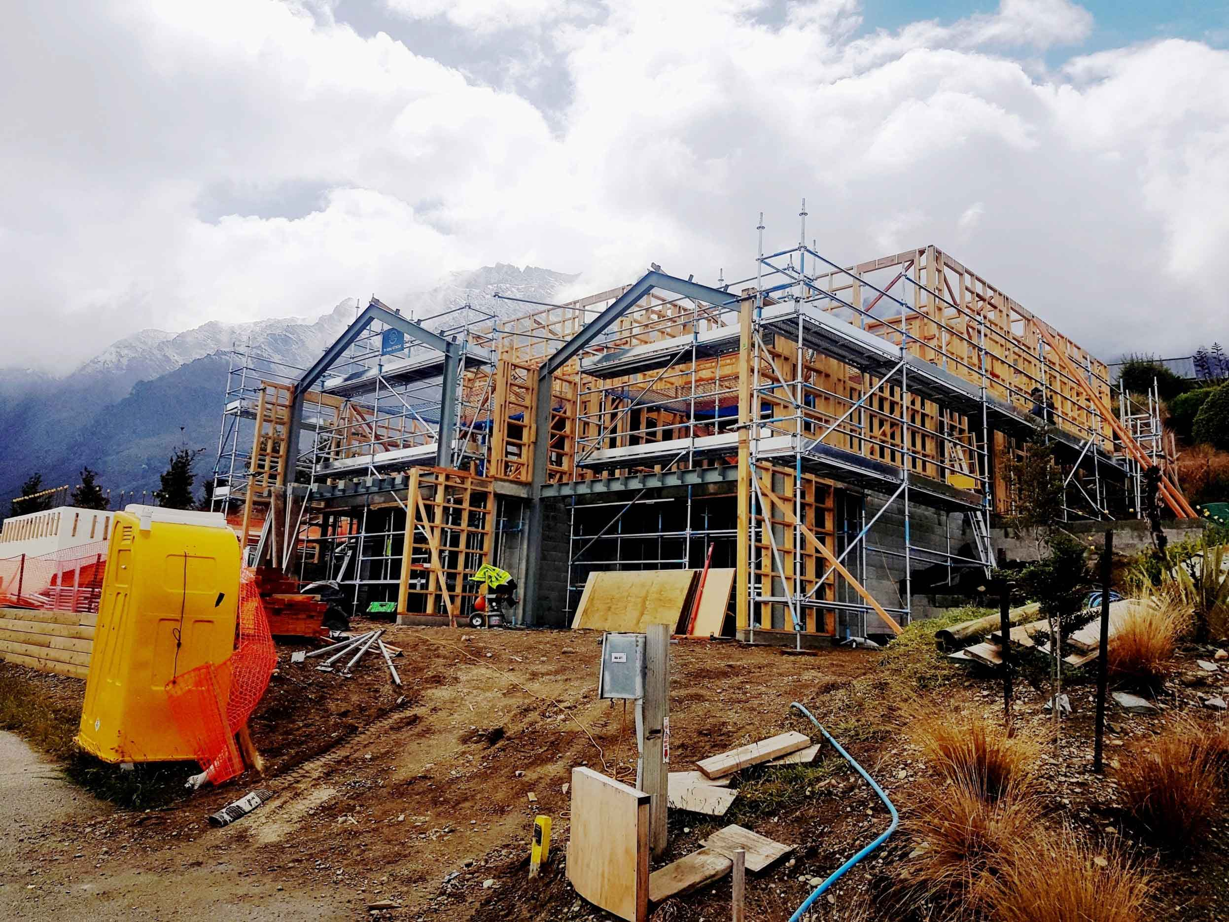 Queenstown Engineering. Industrial, structural and architectural engineering.
